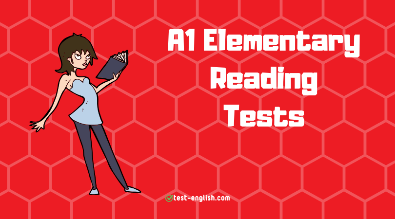 A1 Reading Tests